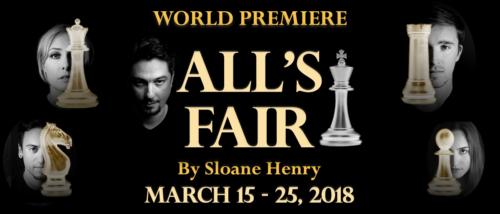 2018 | 03 All's Fair