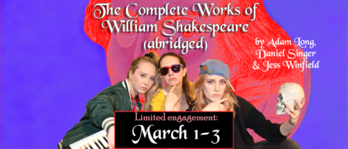2019 | 03 The Complete Works of William Shakespeare (abridged)