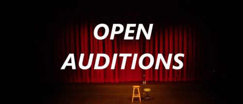 Open Auditions: The Importance of Being Earnest