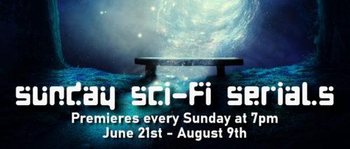 Online: Sunday Sci-Fi Serials
