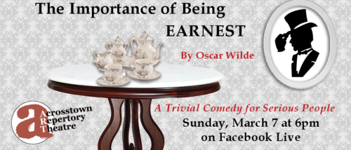The Importance of Being Earnest: Live